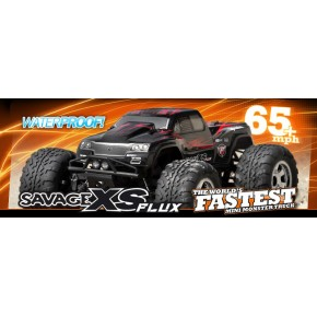 HPI Savage XS Flux Monster...
