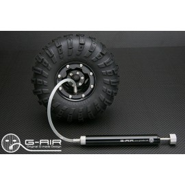 GMADE 2.2 G-AIR SYSTEM WHEELS TYRES & PUMP (SET OF 4)