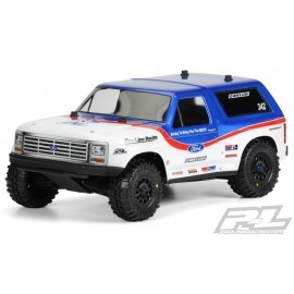 PROLINE 1981 FORD BRONCO CLEAR BODY PRO-2 SC / SLASH/4X4