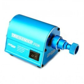 Power Truer 2 Rubber Tire Sander Blue