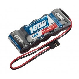 Batería 6,0V-1600mAh NiMH 2/3A XTEC RX - JR - pirámide
