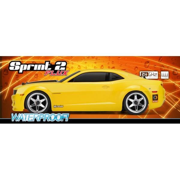 "HPI SPRINT 2 FLUX ""CAMARO 2010""   (2.4GHz)"