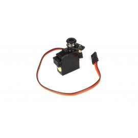 MS20DSL Servo with Saver & Long Lead: Mini-DT
