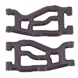 RPM FRONT A-ARMS for the AXIAL EXO TERRA BUGGY BLACK