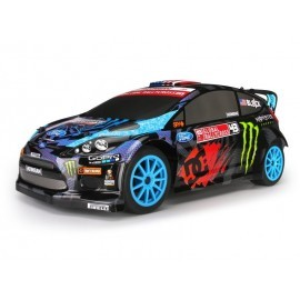 KEN BLOCK 2013 GRC FORD FIESTA H.F.H.V. BODY (WR8 FLUX)