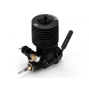 Nitro Star F3.5 Engine with Pullstart (Gunmetal/Black)