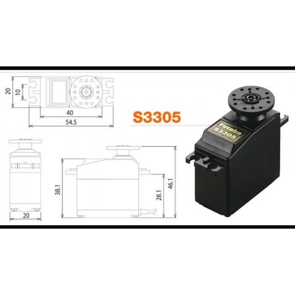 SERVO FP-S 3305