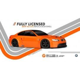 Coche HPI Sprint 2 Flux RTR BMW M3 naranja