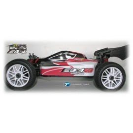 COCHE EB-4 G-3 AMARILLO - 1/8 T.T. BRUSHLESS ELECTRICO RTR