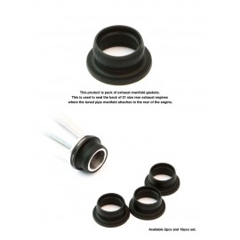 Exhaust Gasket Rubber for 1/8 Nitro (2pcs)