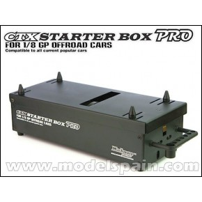 Off-Road CTX Starter Box Pro