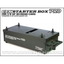 Off-Road CTX Starter Box Pro