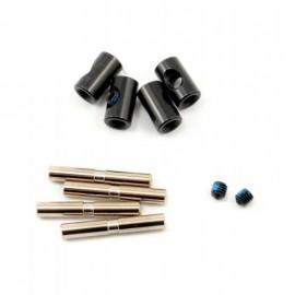 Cross pin (4)/ drive pin (4)/ set screw (4) (to rebuild 2 drive shaft)