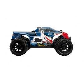 Coche LRP EP 1/10 S10 B MT 2 RTR 4WD 2.4GHz motor escobillas