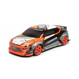COCHE APEX SCION RACING FR-S RTR