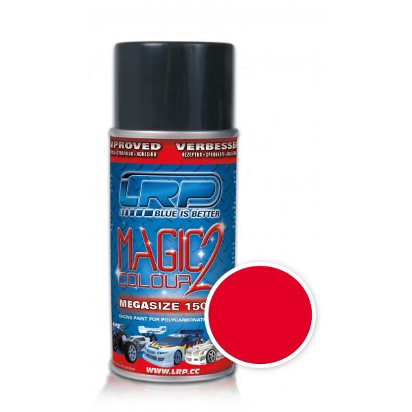 Spray Lexan Magic Colour 2 Ice Rojo