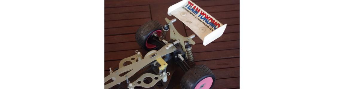 Yokomo Vintage parts