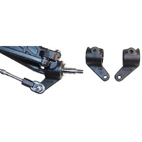TRAXXAS FRONT BEARING CARRIERS