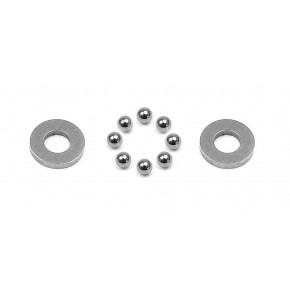 Carbide Ball-Bearing Axial...