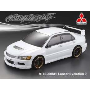 MATRIXLINE EVO9 CLEAR BODY...