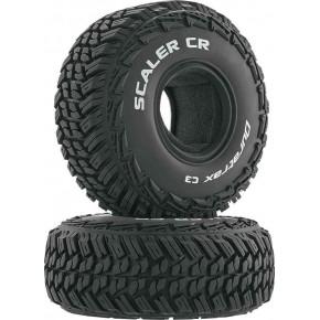 """1.9"""" Scaler CR Tire (2) C3..."""