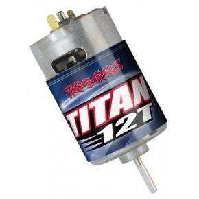 Motor, Titan 12T (12-Turn,...