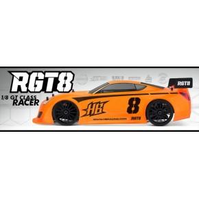 Rally Game Hot Bodies RGT8 1/8 nitro