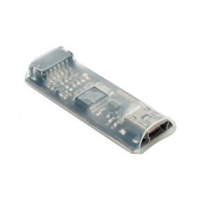 USB conexión actualización...