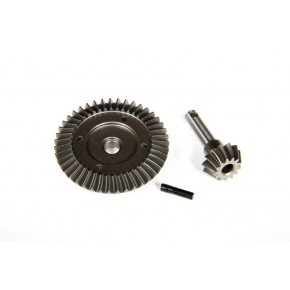 Heavy Duty Bevel Gear Set 43T/13T