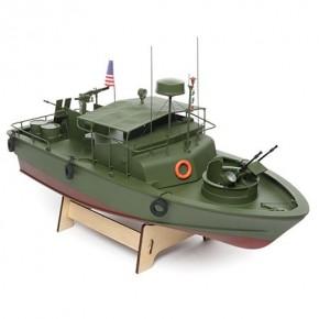 roBoat 21-inch Alpha Patrol Boat