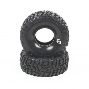 PIT BULL GROWLER AT/Extra 1.55 R/C Scale Tires // 2 Stage Foam - 2pcs