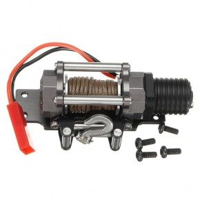 Emulation Winch A with 1 Motor