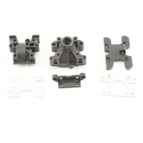 Losi Front/Rear Gearbox &...