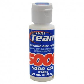 Silicone Diff Fluid, 5,000cSt