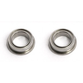 Bearings 1/4x3/8 in flanged