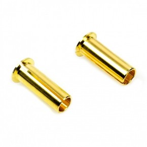 5mm to 4mm Euro Connector Conversion Bullet Reducer 2pcs