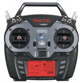 Tactic TTX-850 8-Channel...