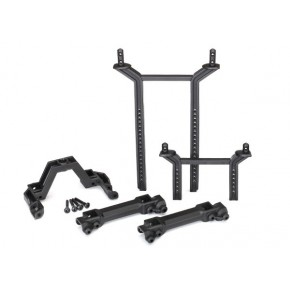 Body mounts & posts, front...