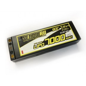 Yellow RC LiPo 7000mAh 7,4V...