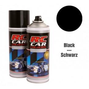 Spray para lexan negro