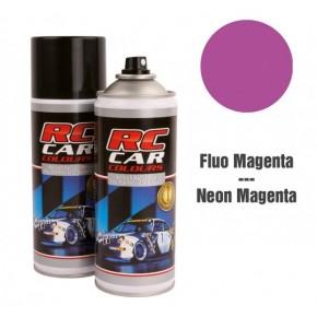 Spray para lexan magenta fluor