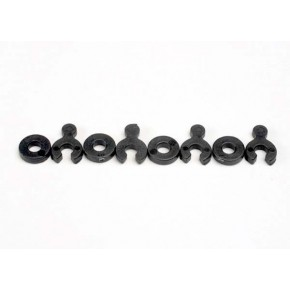 Caster spacers (4) shims (4)