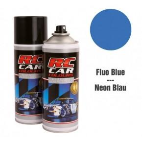 Spray para lexan azul fluor...
