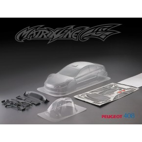 MATRIXLINE 408 CLEAR BODY...
