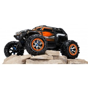 Traxxas Summit TQi, Orange 2019