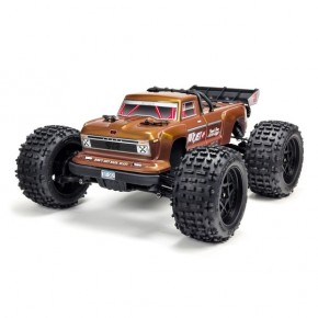 ARRMA Outcast 1/10 Stunt Truck Brushless 4S 4WD RTR