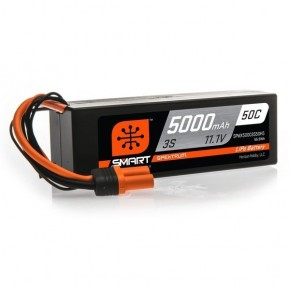 5000mAh 3S 11.1V 50C Smart...