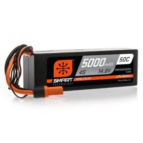5000mAh 4S 14.8V 50C Smart...