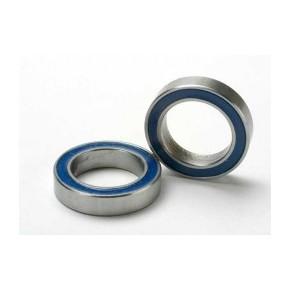 Ball bearings blue rubber...