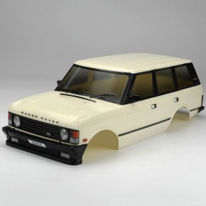 Carisma RC SCA-1E 1981 Land Rover Range Rover Painted Body Set